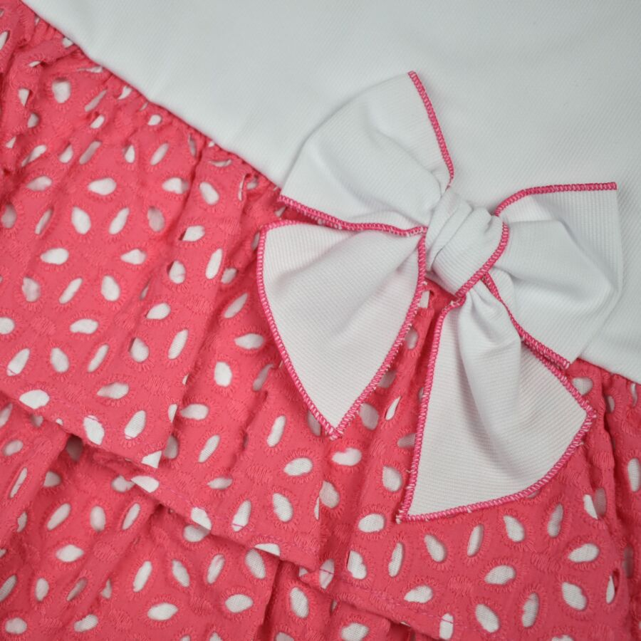Liria kislány ruha masnival