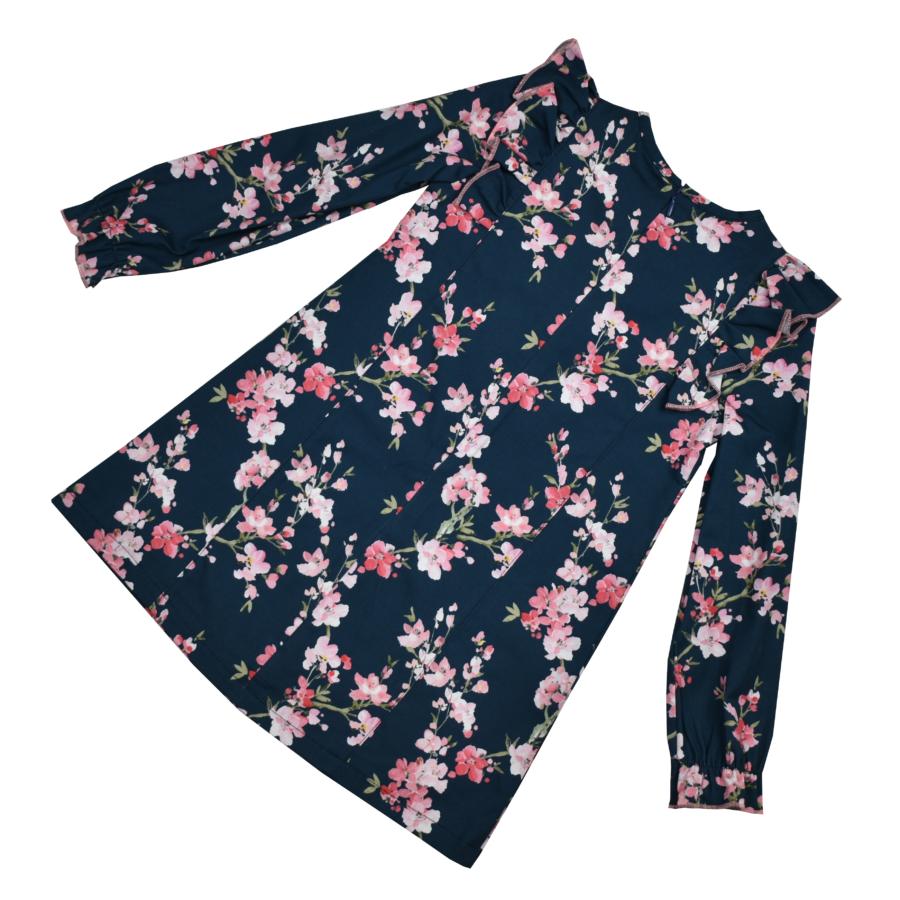 PILAR virágos masnis ruha