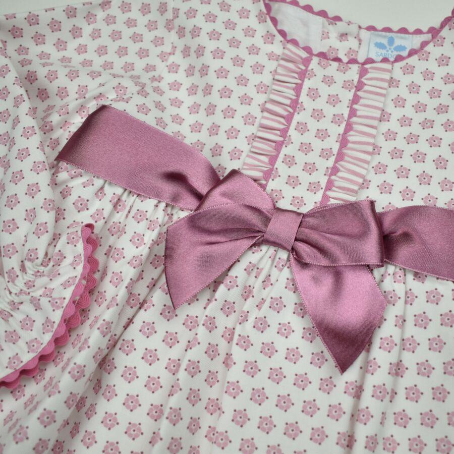 ANA rózsaszin masnis ruha