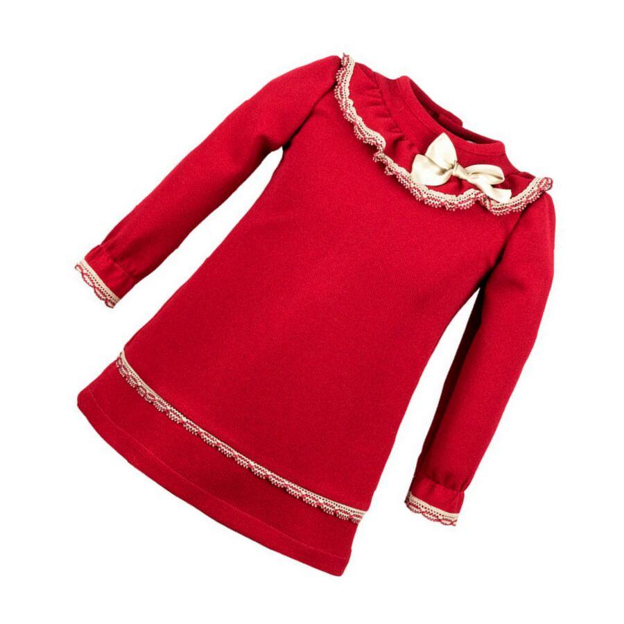 ALBA piros masnis ruha